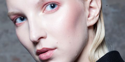 model blush