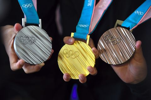 how much is a gold medal worth gold medal value winter olympics 2018