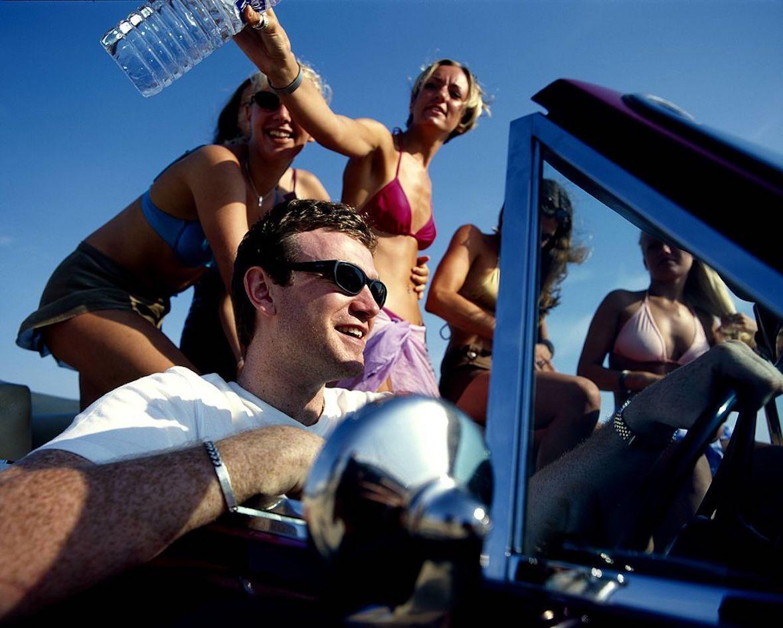 Summers in Ibiza