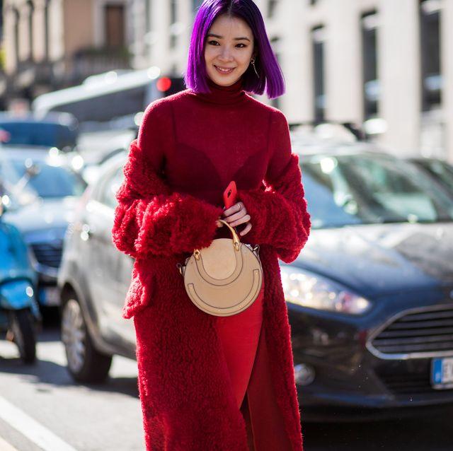 Dark Purple Hair Dye Ideas Celebrities With Dark Purple Hair