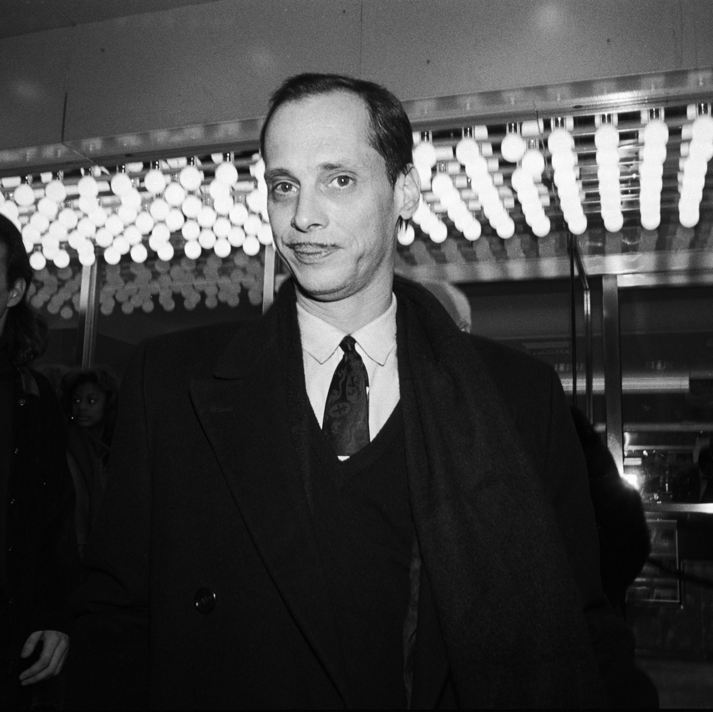 1988: John Waters How did the famous actor/director manage to keep such a pencil-thin 'stache that barely grazed his upper lip? Perhaps we'll never know.