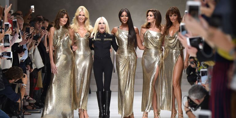10 Reasons Why The Versace Spring 18 Show Was Donatella S