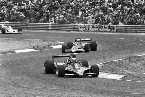 Mario Andretti, John Watson, Grand Prix Of France