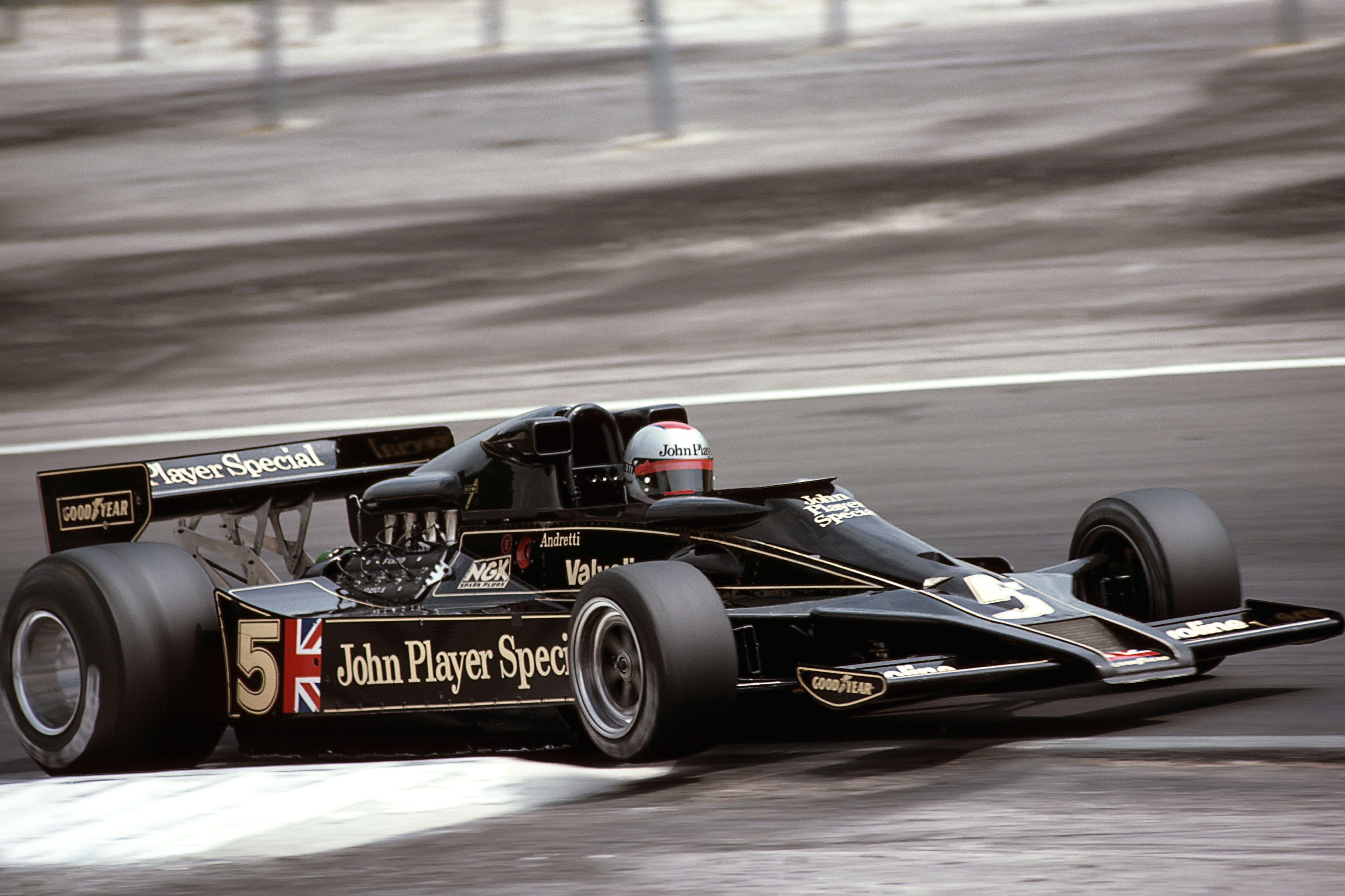 Mario Andretti, Grand Prix Of France
