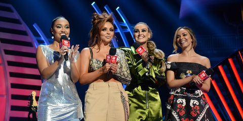 Perrie Edwards just took down someone who criticised Little Mix on Twitter