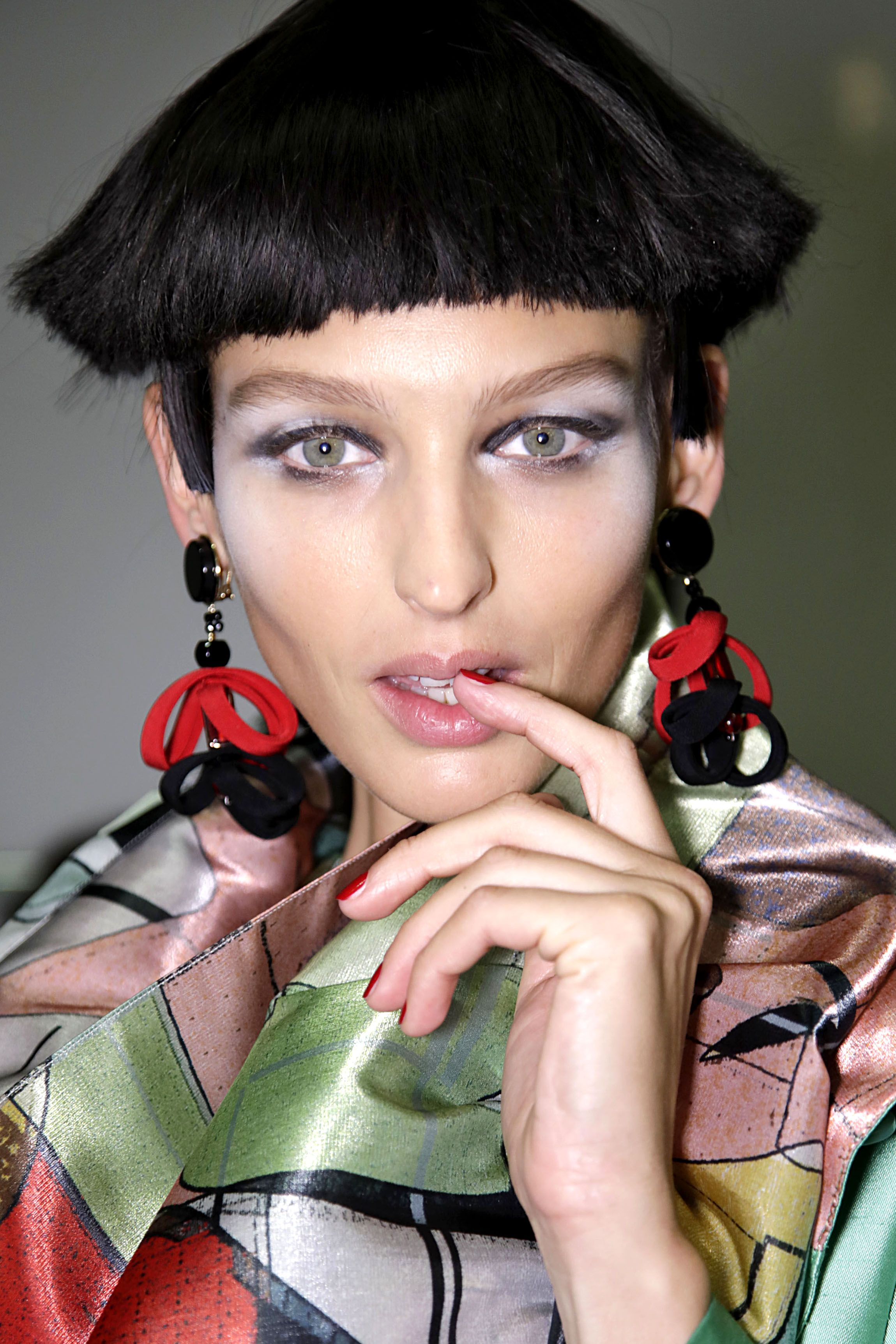 The Best Makeup Looks From Spring 2018 Runways
