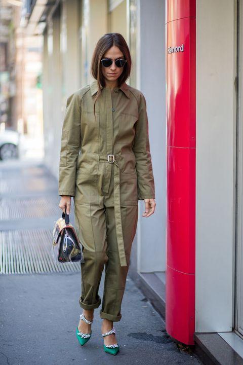 Clothing, Street fashion, Fashion, Snapshot, Pink, Outerwear, Coat, Trench coat, Eyewear, Footwear,