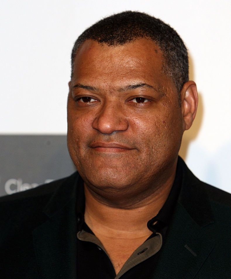 Laurence Fishburne (head of hair) Fishburne has done almost every combination of beard and facial hair. But we're guessing this isn't the one you're most familiar with.