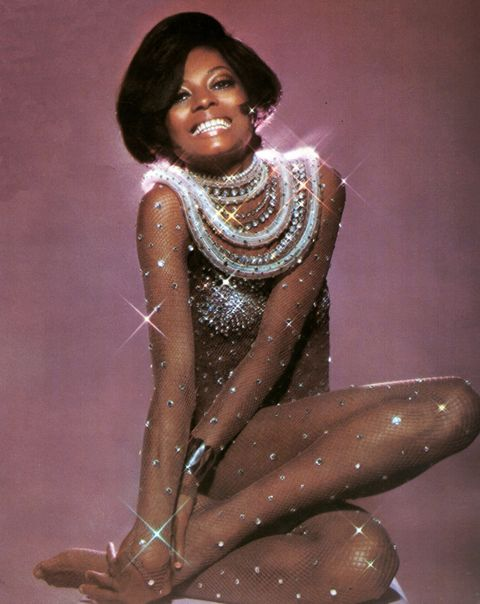 unspecified   january 01  australia out photo of diana ross posed, studio  photo by gab archiveredferns