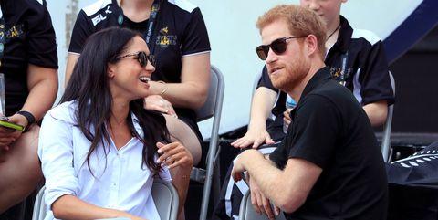 Markle Prince Harry  communication