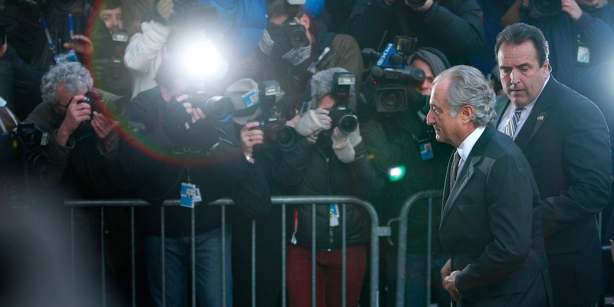 How Bernie Madoff Took His Family Down