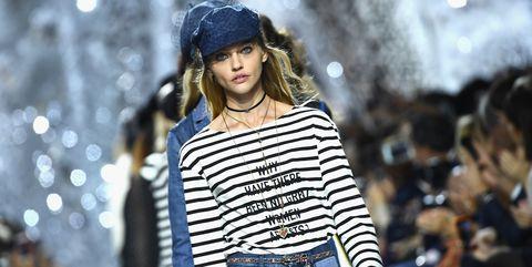 Dior Artist t-shirt Spring 2018 Nachlin