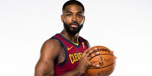Tristan Thompson talks about Khloe Kardashian