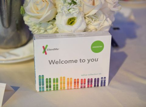 23andMe breast cancer risk test