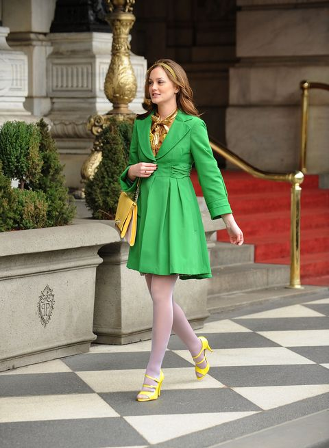 "On Location For ""Gossip Girl"" - March 16, 2009"