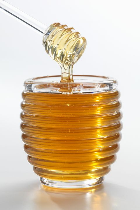 Soybean oil, Vegetable oil, Honey, Cooking oil, Cottonseed oil, Oil, Wheat germ oil, Syrup, Glass, Rice bran oil,