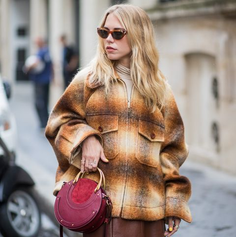 Chloe jacket lookalike H&M - Courtney trop