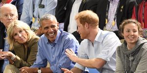 joe biden, barack obama, prince harry