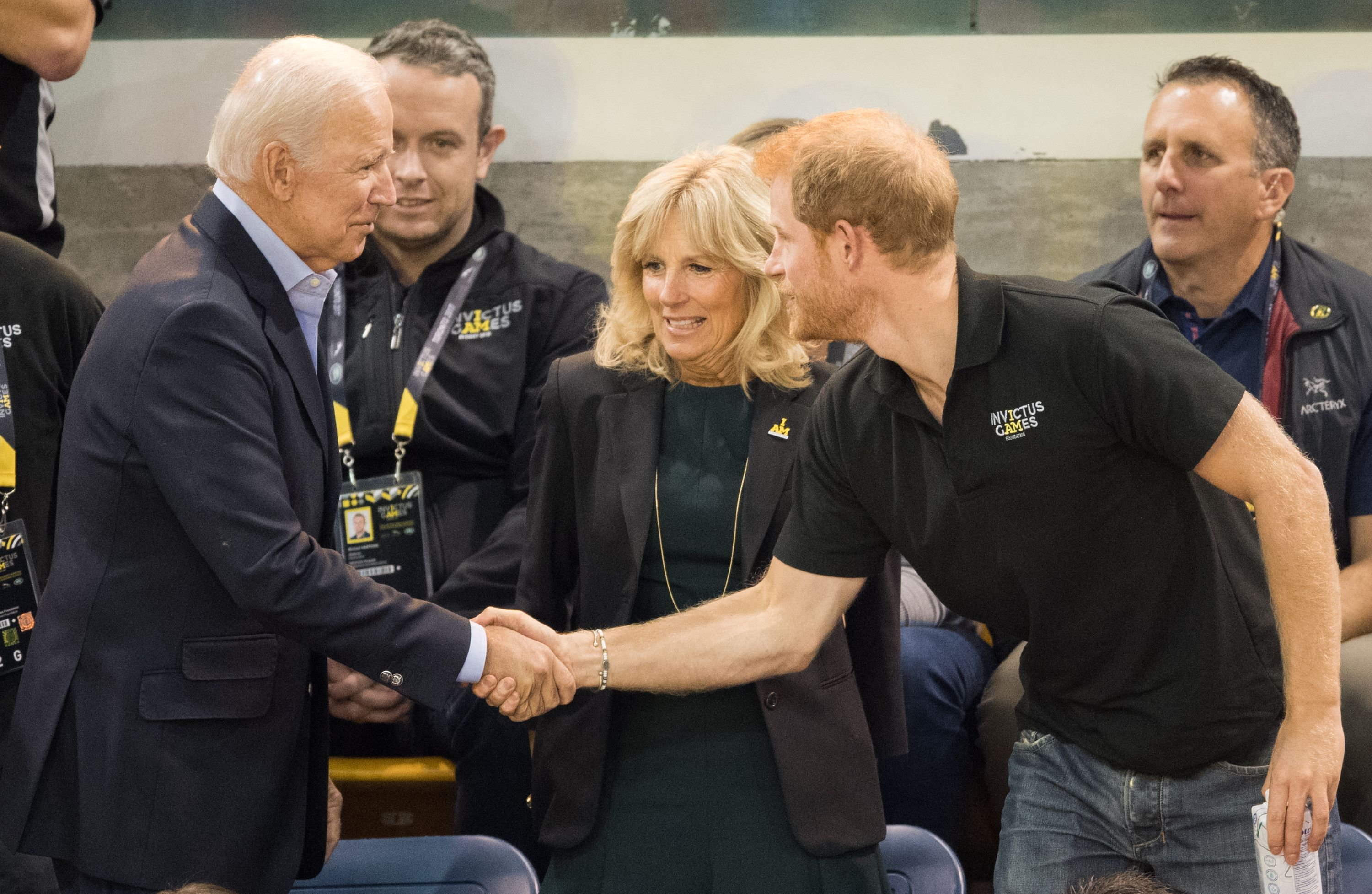 Prince Harry Played a Surprise Part in Joe Biden's Inauguration