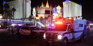 Las Vegas ambulances