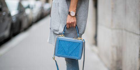 Blue, Street fashion, Denim, Jeans, Clothing, Fashion, Electric blue, Textile, Leg, Footwear,