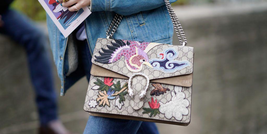 look-a-like Gucci tas