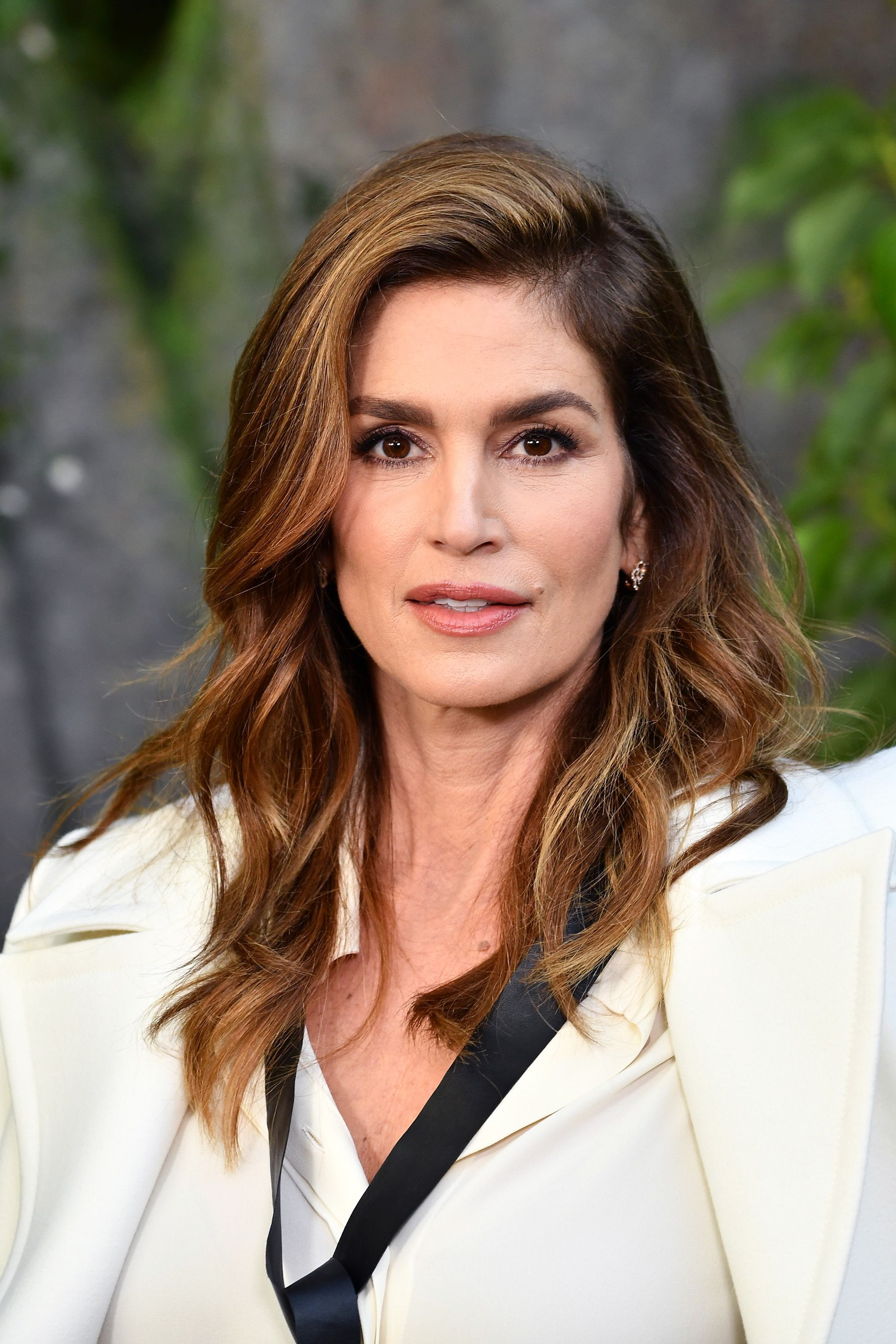 """Cindy Crawford """"I'm not going to lie to myself, past a certain age, creams work on the texture of your skin but, in order to restore elasticity, all I can really count on is vitamin injections, botox, and collagen,"""" she told InStyle Magazine in an interview. """"I have a very simple, healthy life, which works miracles. I drink a lot of water, watch what I eat, and exercise… but I owe the quality of my skin to my cosmetic surgeon."""""""