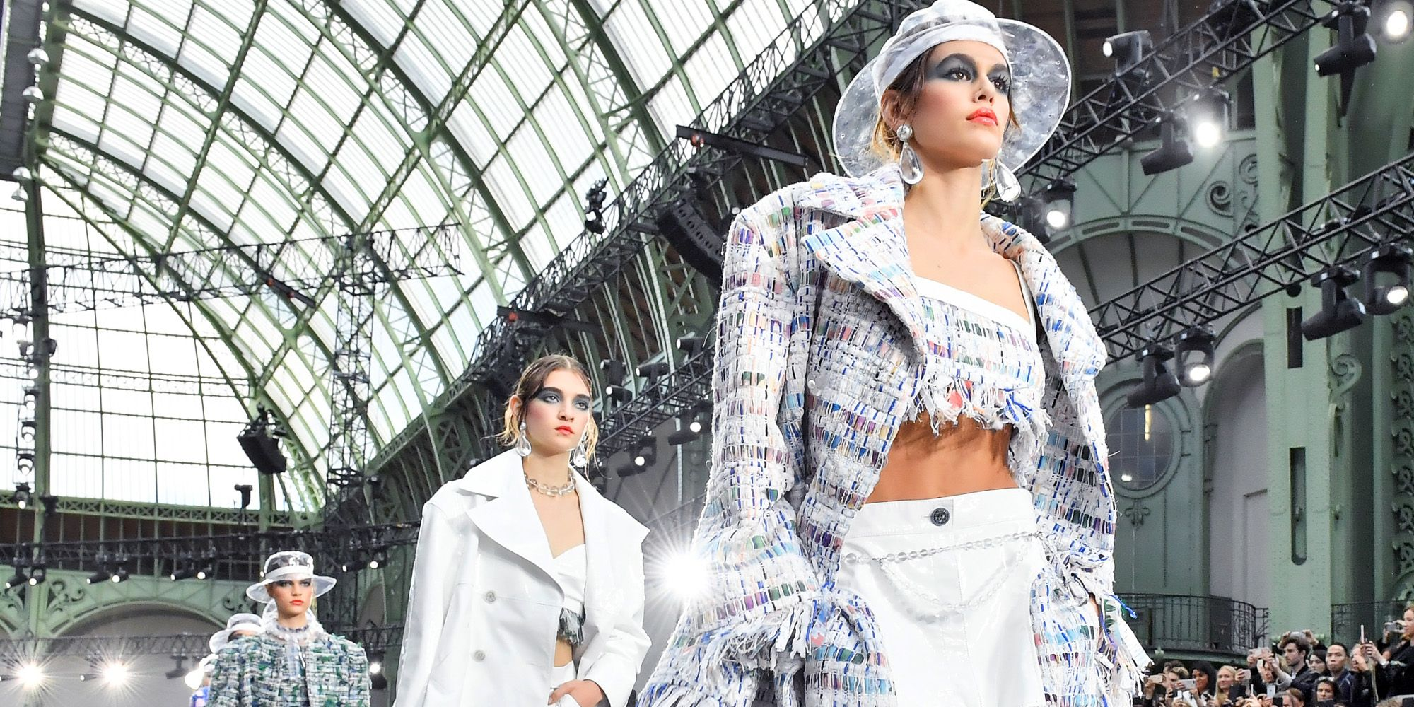 Chanel SS18 Runway Show