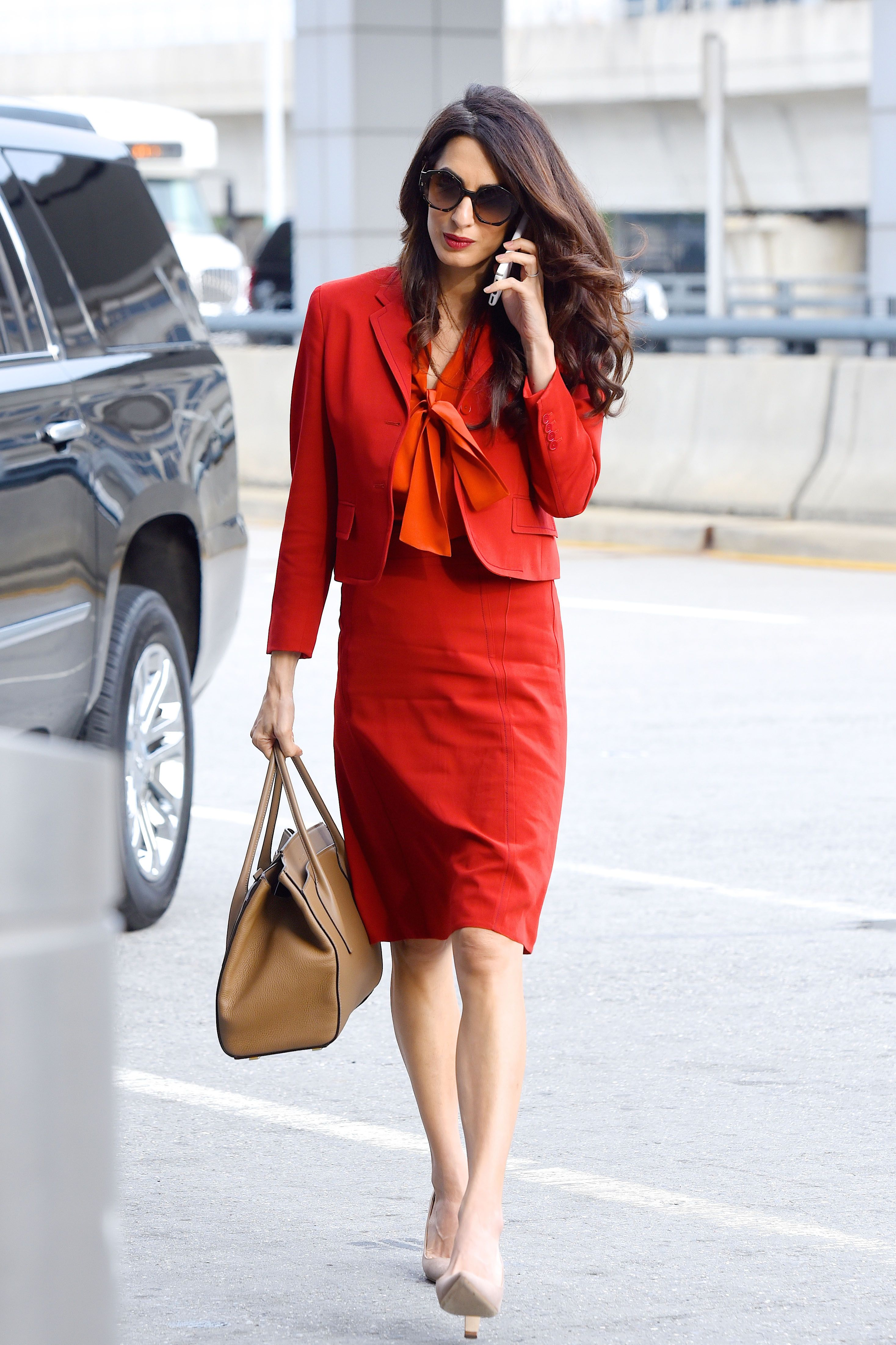 Amal Clooney Style Photos Best Amal Clooney Outfits