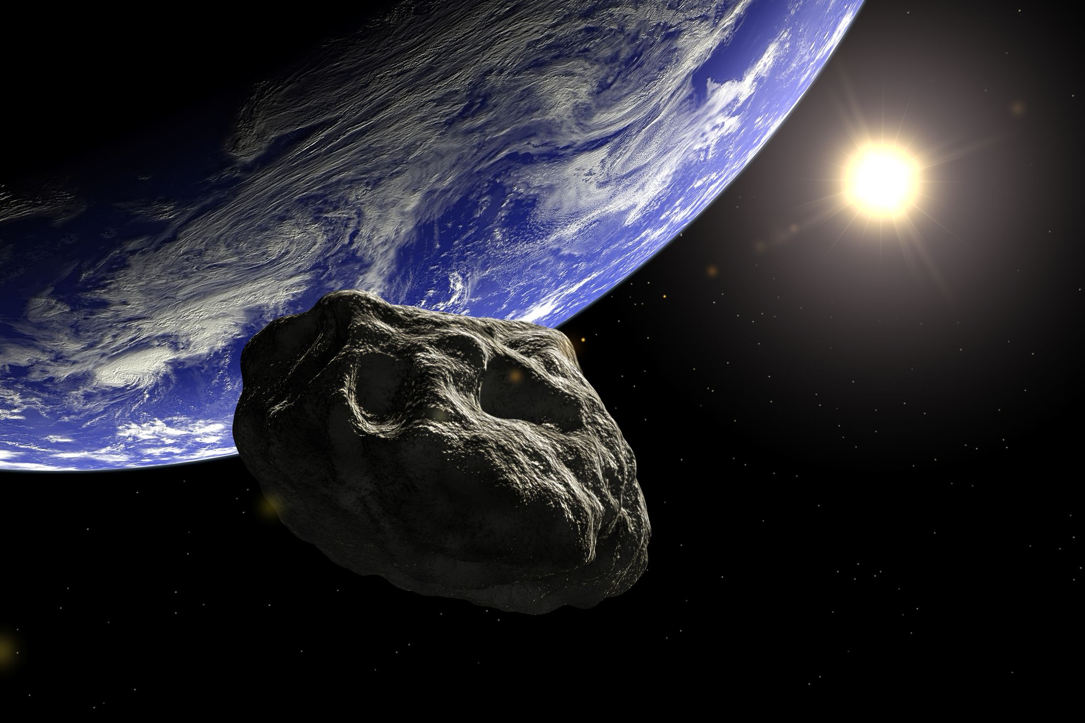 An Asteroid Will Narrowly Miss Earth Today And You Can Watch