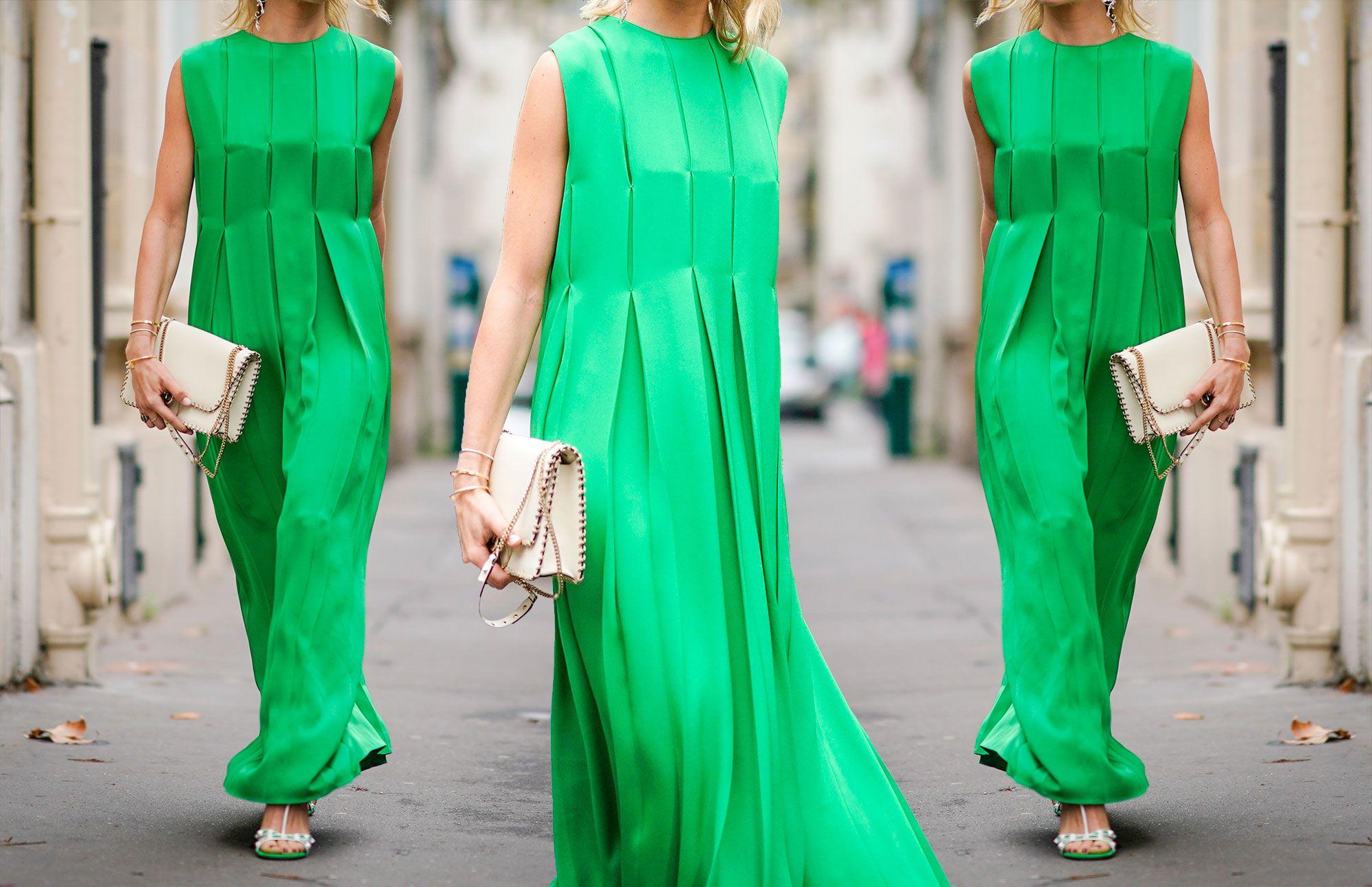 Vestiti verdi  11 look in verde top b3e51981fc2