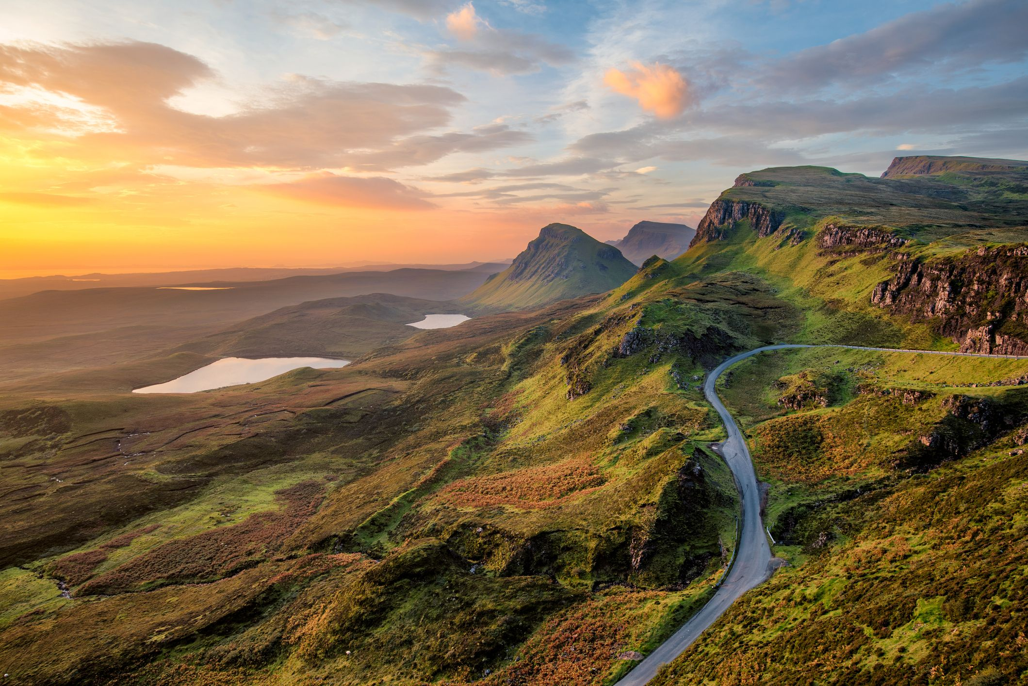Here's how to holiday in Scotland for free for life