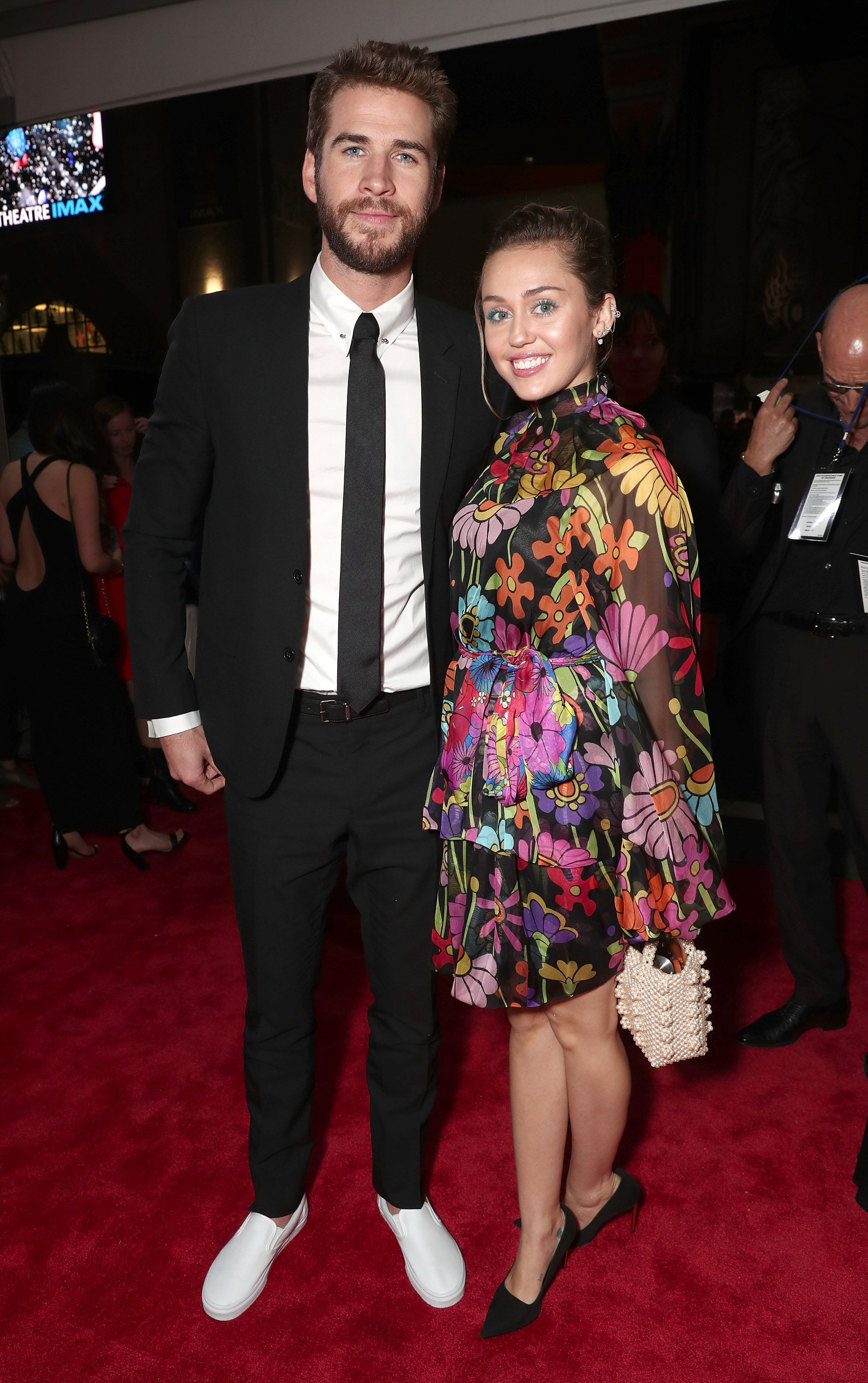 Is miley cyrus dating someone 2019