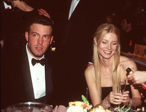 celebrities at parties