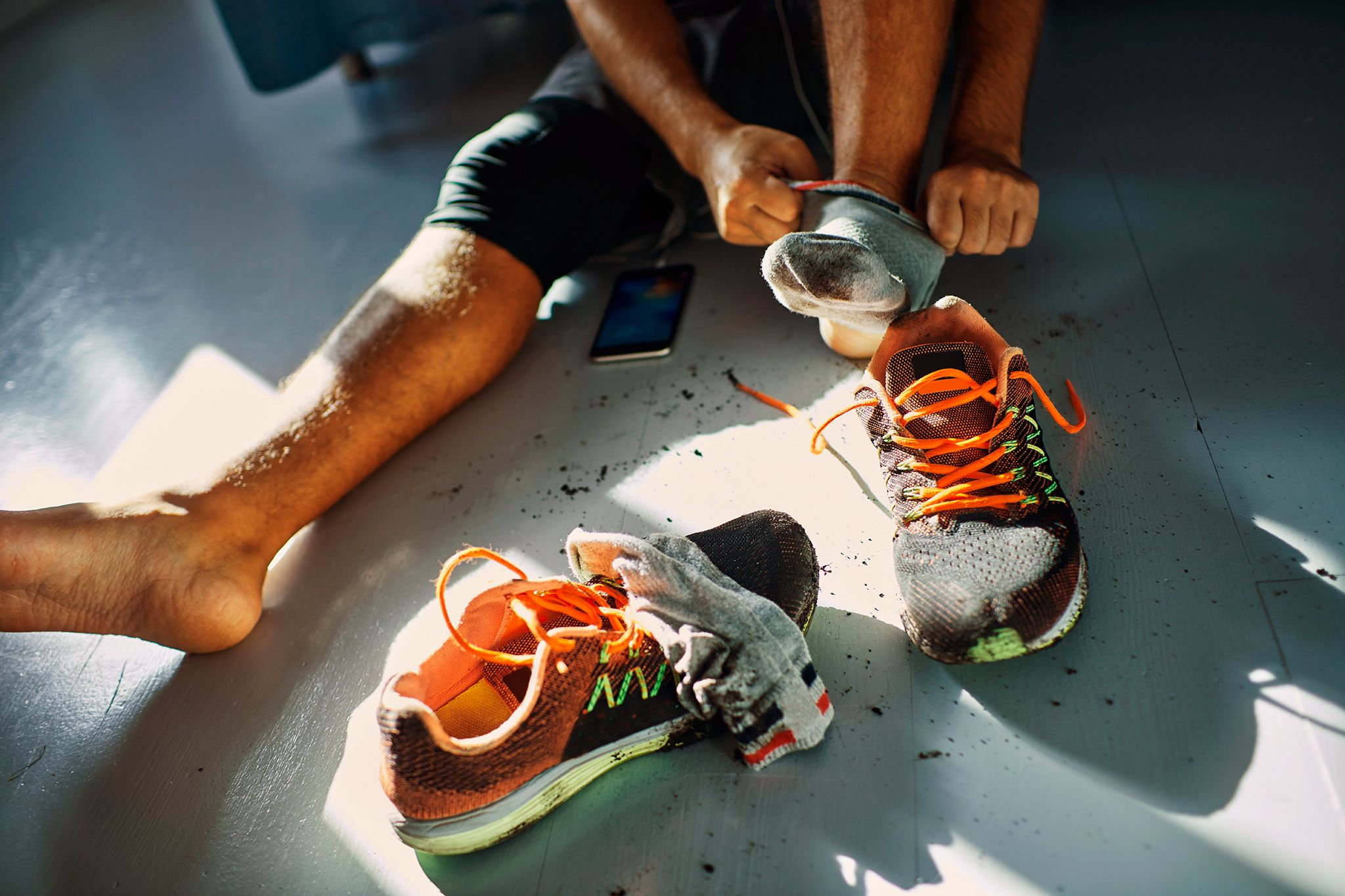 5 Easy Solutions to Your Grossest Running Problems