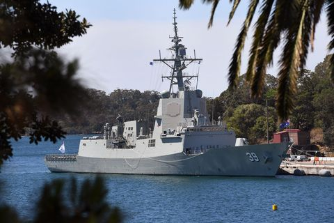 The 5 Finalists to Be the U.S. Navy's Newest Frigate