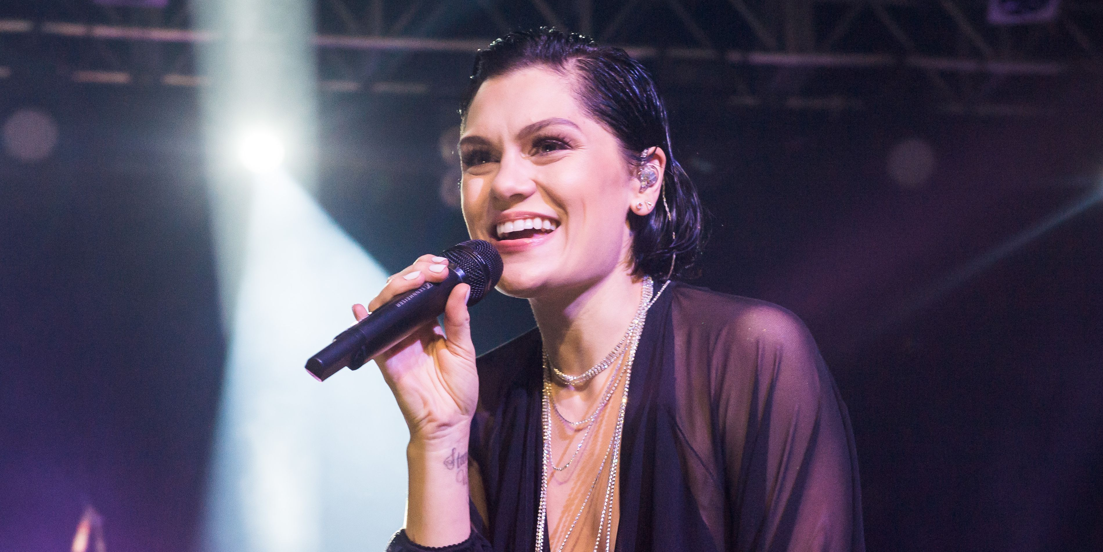 Jessie J Performing at KOKO