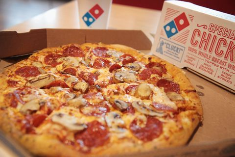 In 2019, I'm Ending My Toxic Relationship With the Domino's