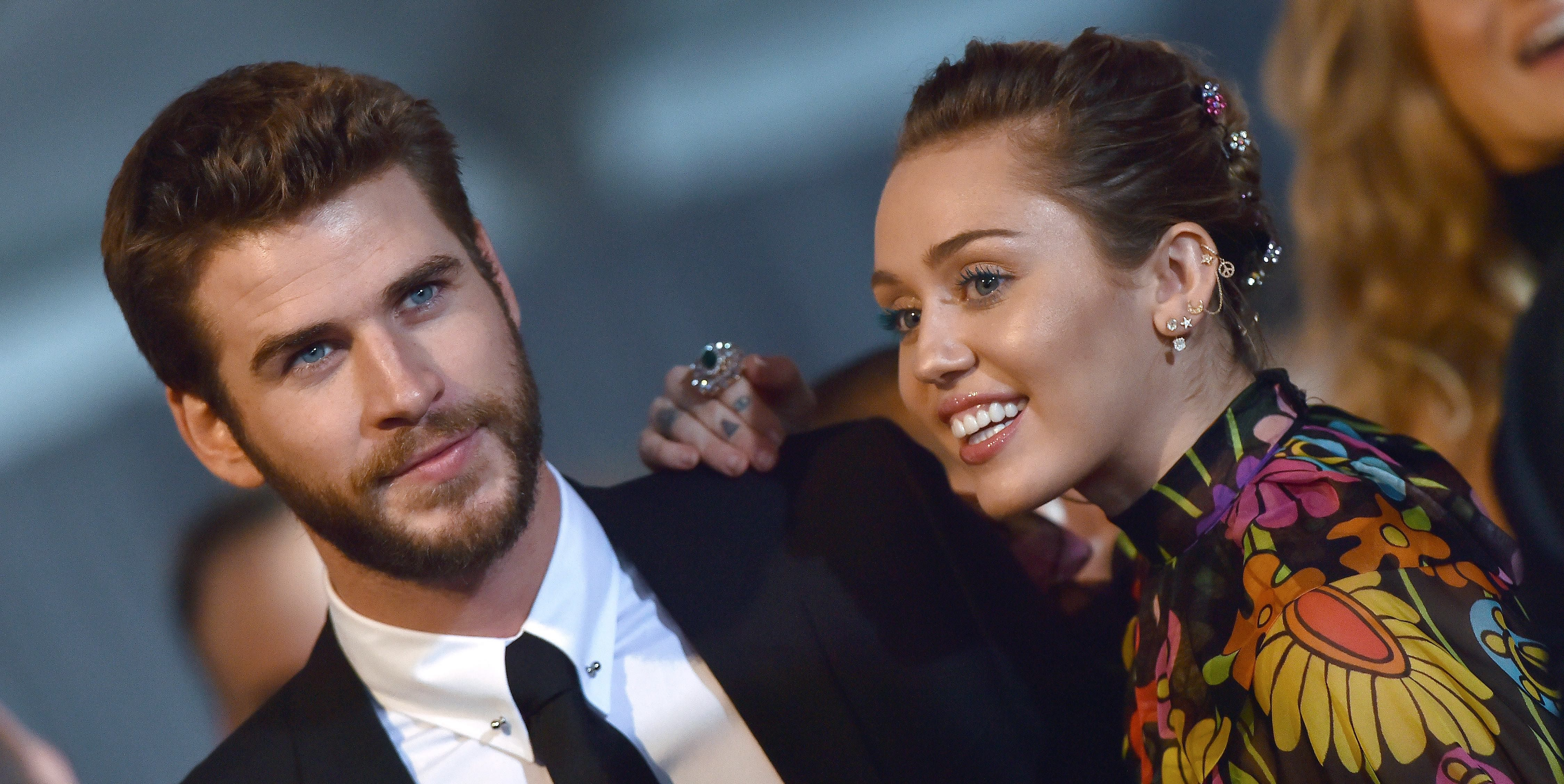 Miley Cyrus Explains Why She Calls Liam Hemsworth Her 'Survival Partner'