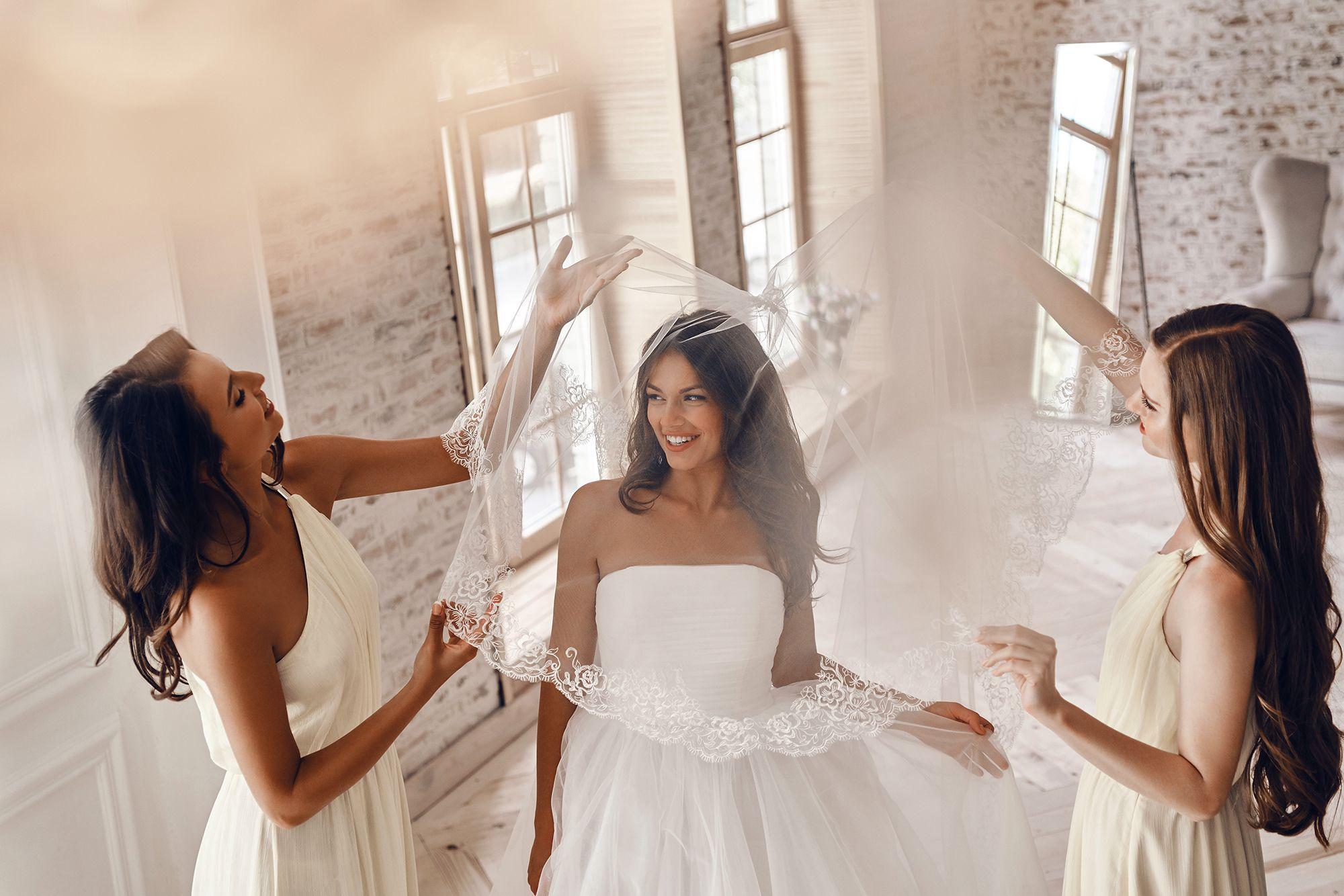 挑選伴娘禮服的八個實用法則