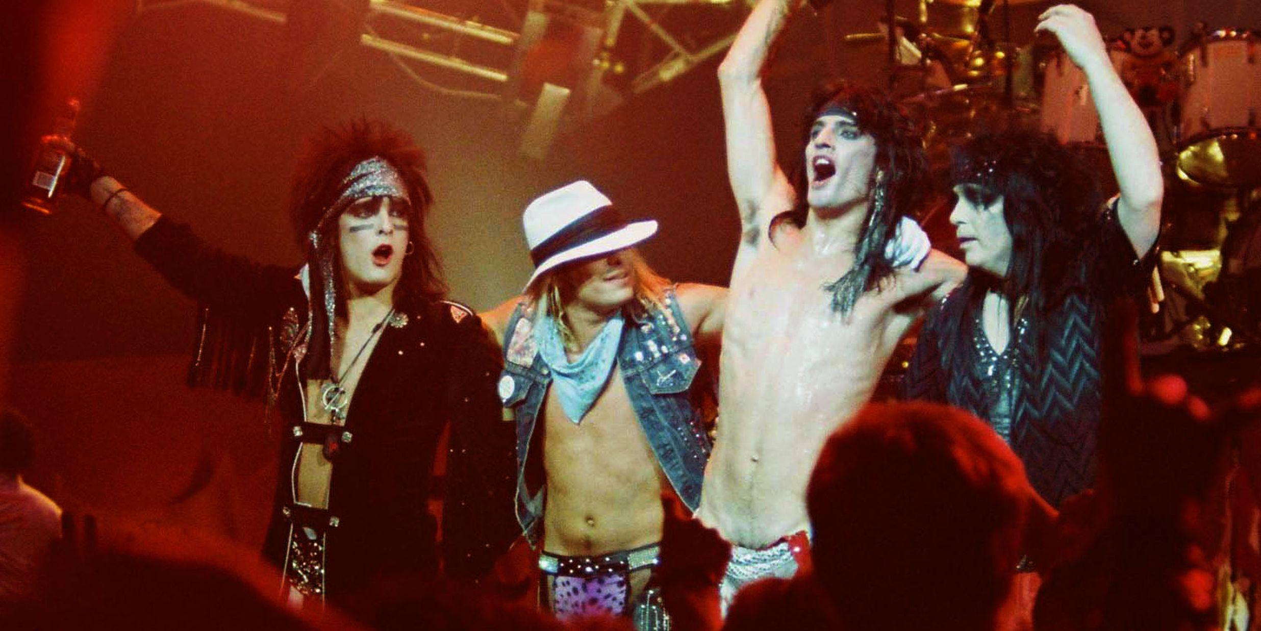Mötley Crüe's Wildest Decade: The Photos
