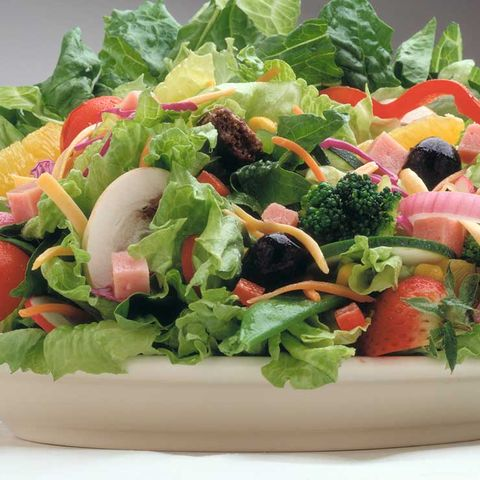 loaded salad