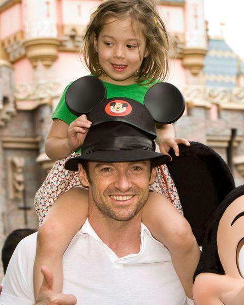 Walt disney world, People, Amusement park, Animated cartoon, Vacation, Park, Recreation, Fun, Tourism, Smile,