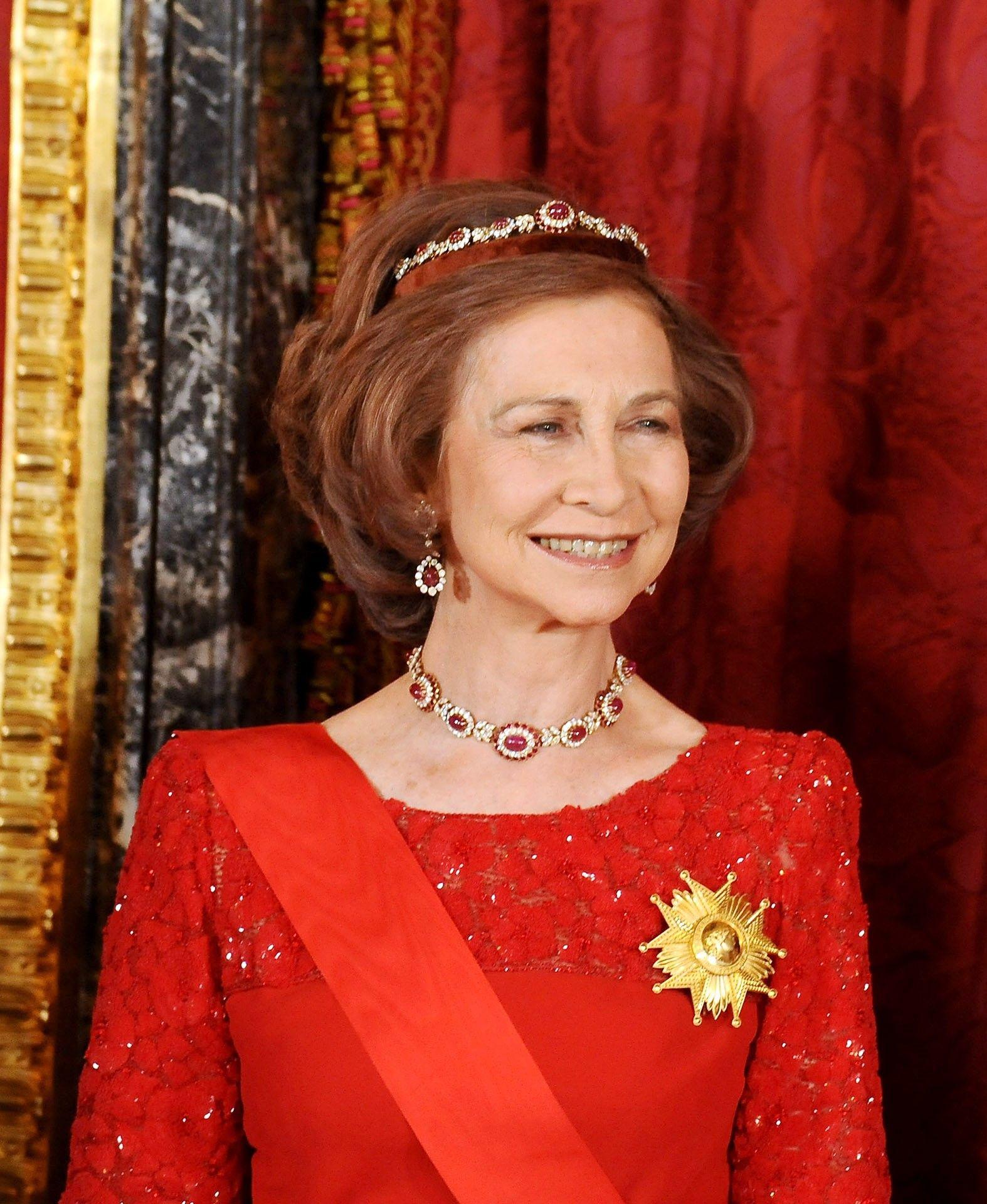 索菲婭王后