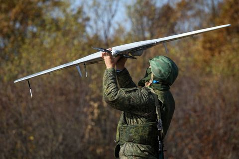 The Entire Russian Military Will Be Trained in Anti-Drone Tactics