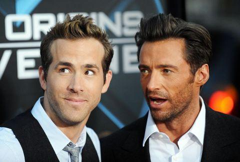 Deadpool, Marvel, Ryan ReynoldsDeadpool, Marvel, Ryan Reynolds, Hugh Jackman