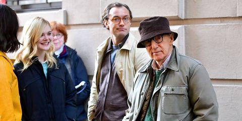 Woody Allen Jude Law
