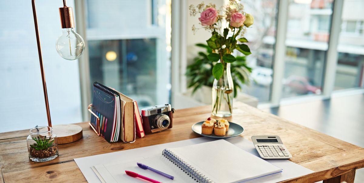 14 Desk Organization Ideas Tips For A Pinterest Worthy Workspace