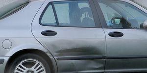 accidente coche chapa
