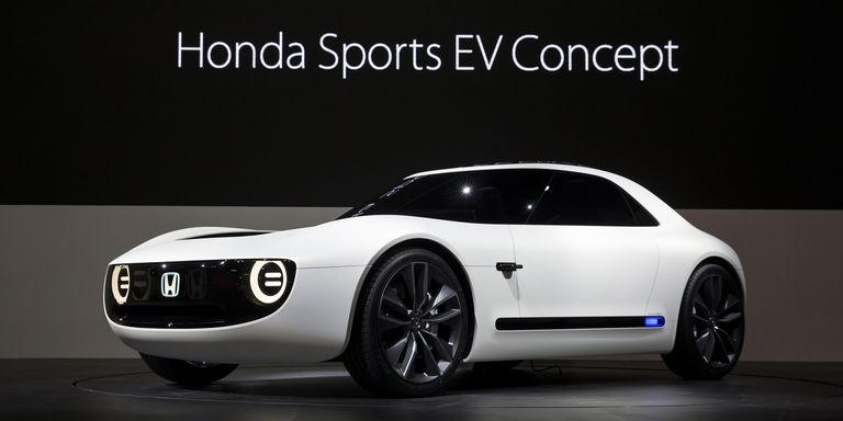 New Sports Car Honda